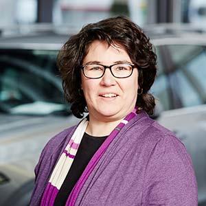 Simone Toch, Die freundliche Dame vom Kundendienst mit technischem KnowHow